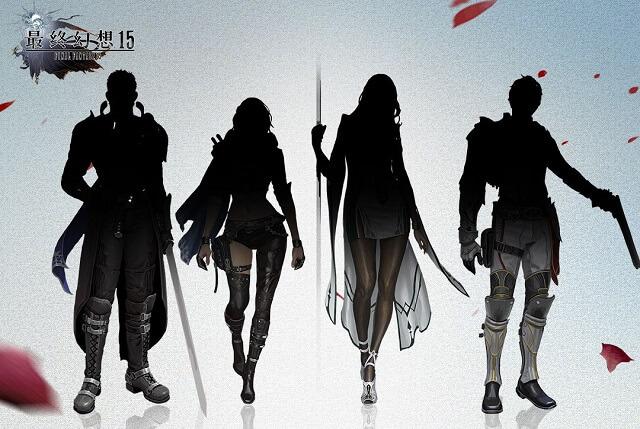 Final Fantasy XV – MMORPG mobile Anunciado