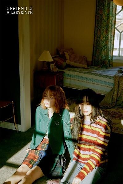 """GFRIEND - Fotos de Conceito """"Room"""" para Comeback"""