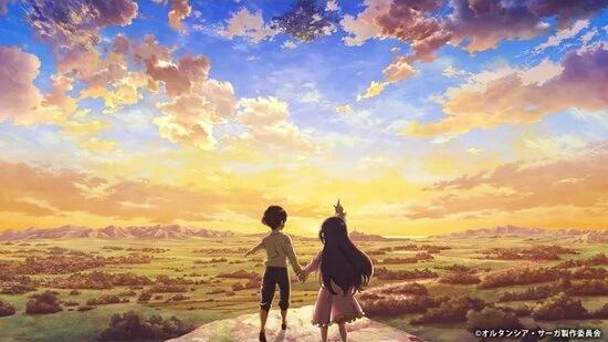 Hortensia Saga - Anime revela Vídeo de Anúncio