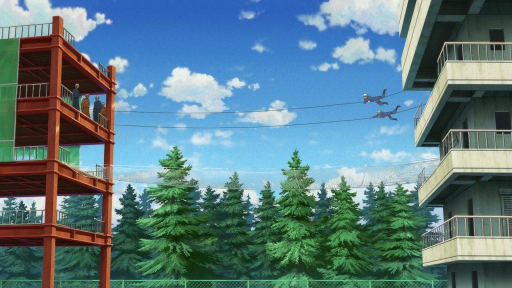 Kimi to, Nami ni Noretara - Análise - Treino de bombeiro