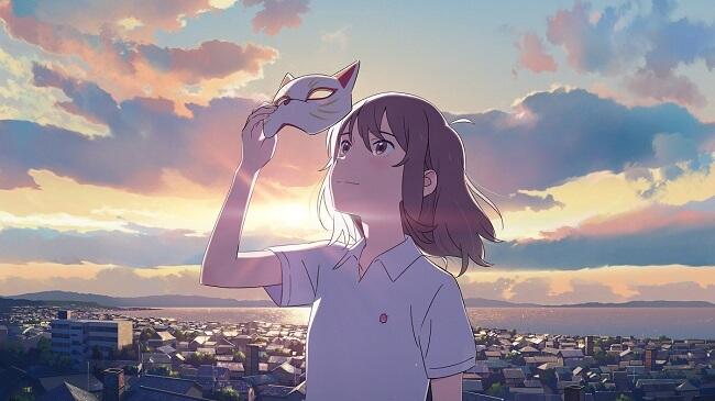 Nakitai Watashi wa Neko o Kaburu - Filme Anime revela Estreia