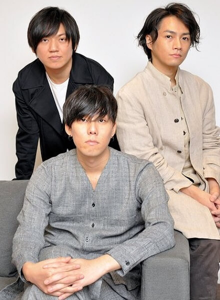 RADWIMPS grupo musical japonês