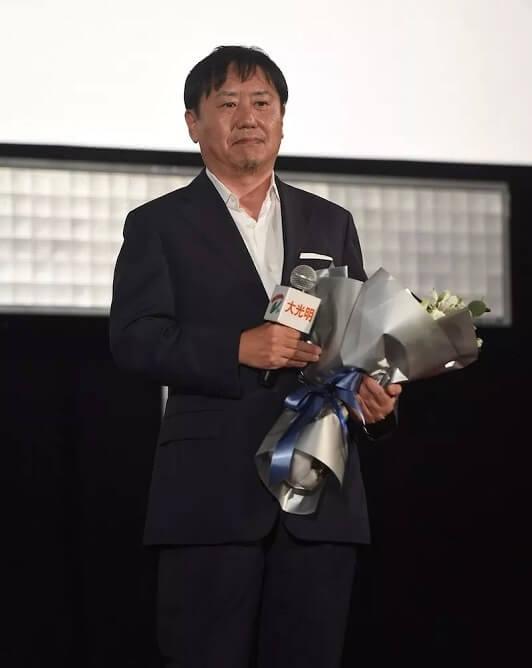 Hideki Takeuchi realizador japonês