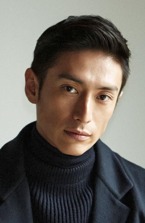 Yūsuke Iseya ator japonês