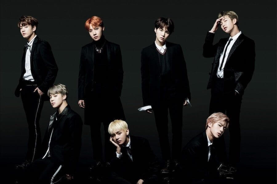 BTS batem Recorde de Pré-Reservas de'Map of the Soul: 7'
