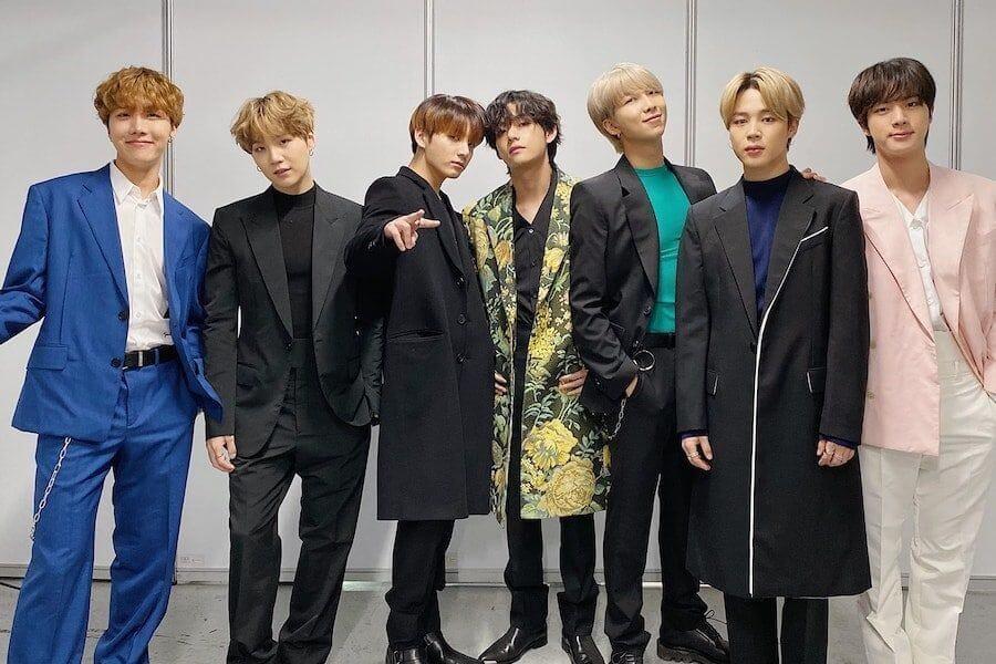 """BTS aturarão """"Black Swan"""" pela 1º Vez em Programa Americano BTS - 1º Artista Coreano com Álbum Platina nos EUA"""