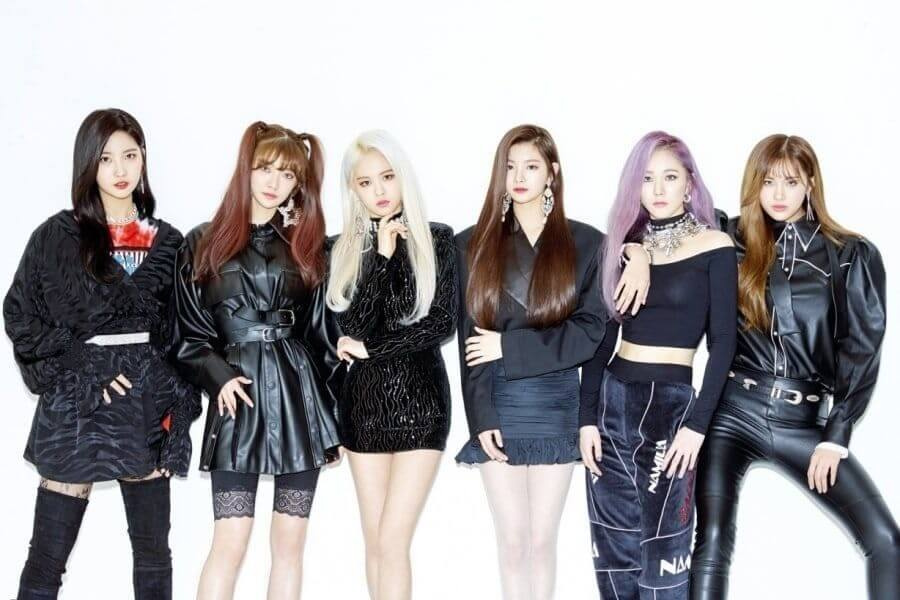 EVERGLOW anunciam Comeback e Novo Logo EVERGLOW anunciam a sua 1º Tour Mundial