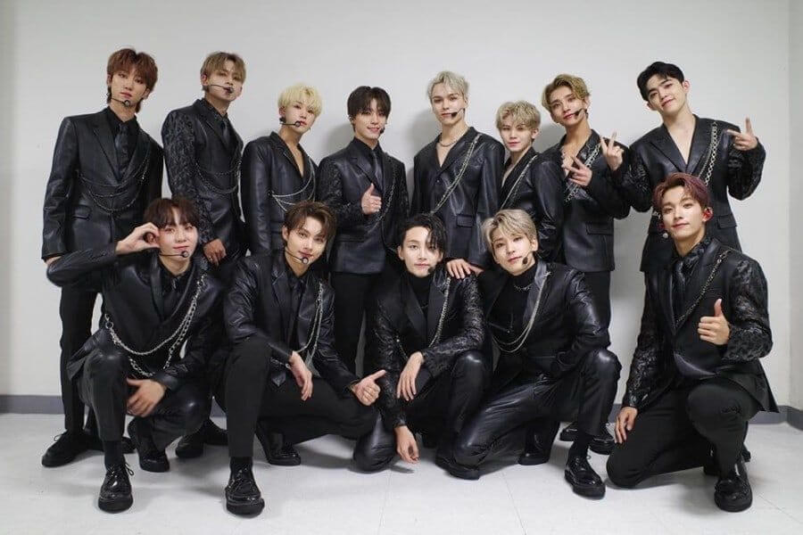 "SEVENTEEN aparecerão no ""Good Day New York"" Top Boy Groups Mais Reputados de Abril 2020"