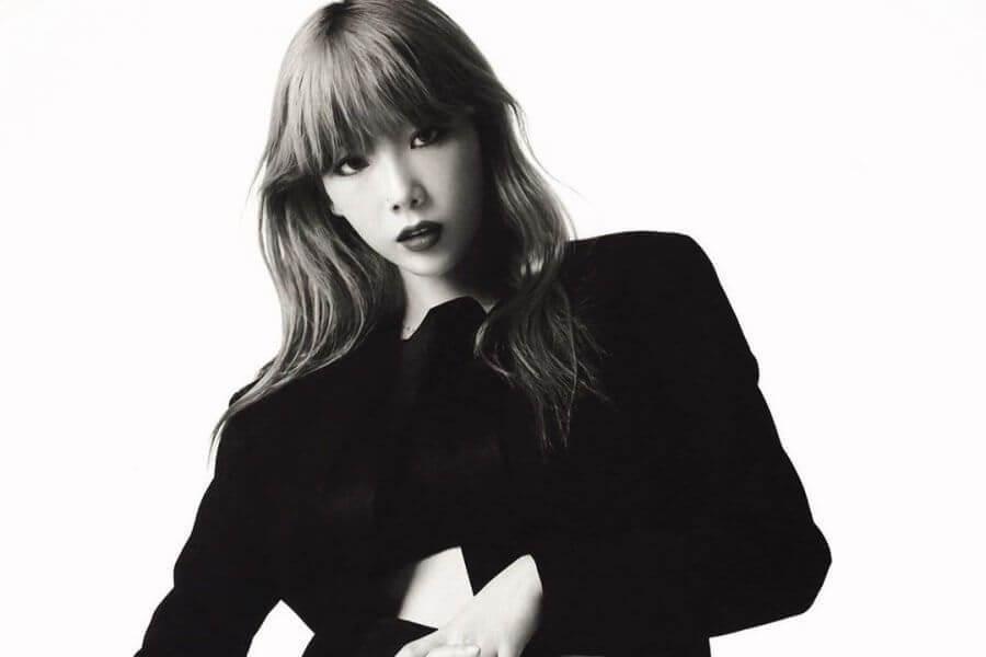 Taeyeon cria Contagem Decrescente para Novo Lançamento