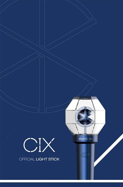 CIX - Grupo revela o seu Lighstick Oficial