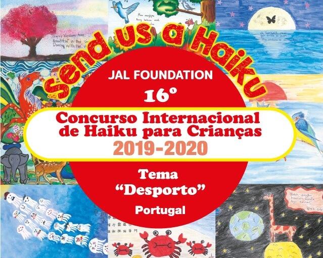 160 anos relaçoes diplomaticas entre portugal e japao 16º Concurso Internacional de Haiku para Crianças