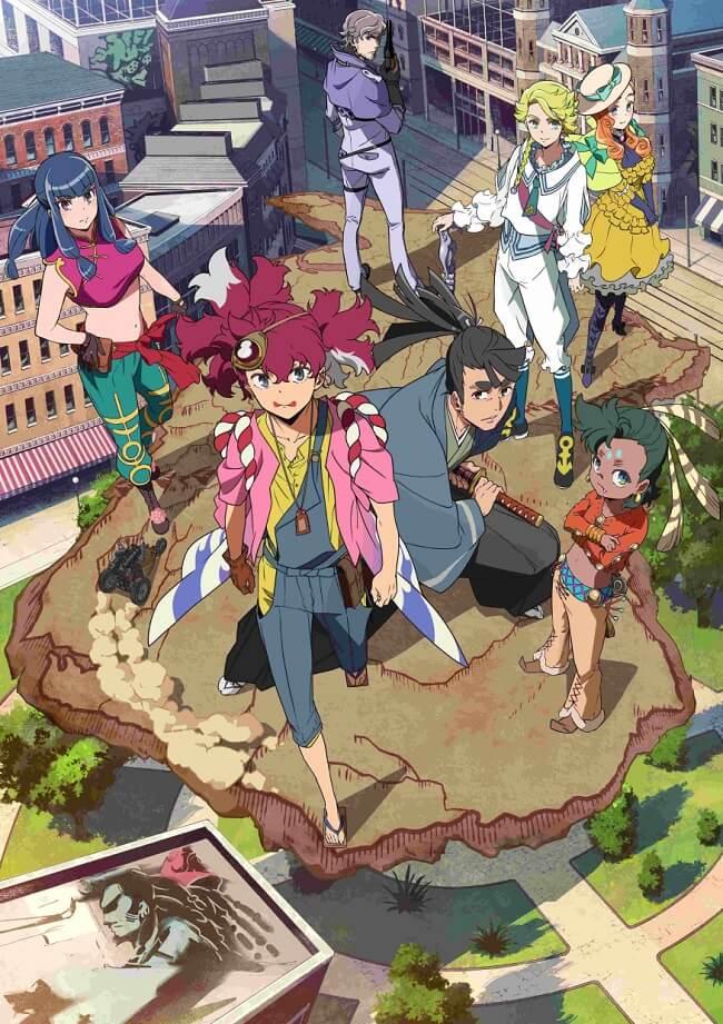 Appare-Ranman! - Anime Original revela Novo Vídeo Promo | Appare-Ranman! interrompe emissão devido à COVID-19