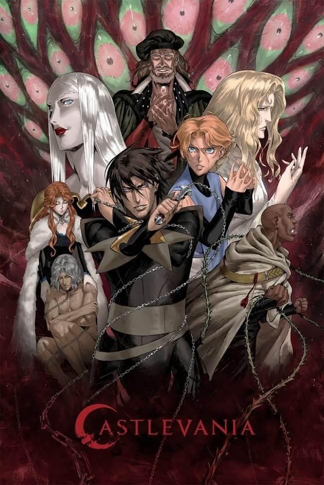 Castlevania - Netflix revela Estreia da Terceira Temporada