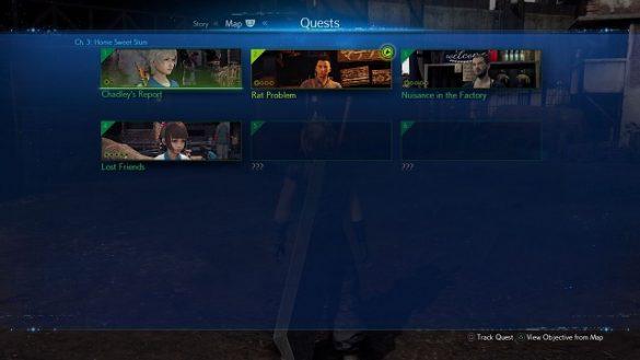 Final Fantasy VII Remake - Informações do Gameplay e Mais