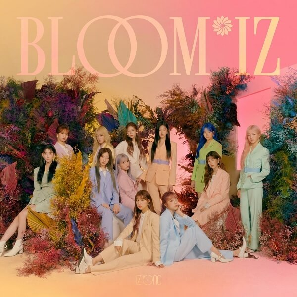 "IZ*ONE anunciam Comeback com 1º Álbum de Estúdio ""BLOOM*IZ"""