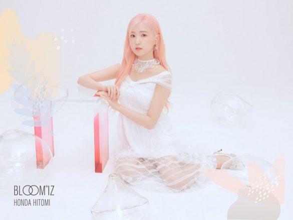 IZ*ONE - 1º Conjunto de Fotos de Conceito para Comeback