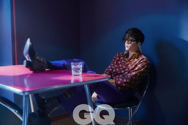 EXO - Kai junta-se à Gucci para Sessão Fotográfica