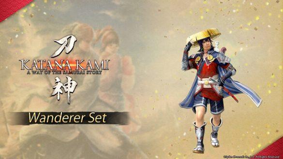 Katana Kami: A Way of the Samurai Story revela Estreia