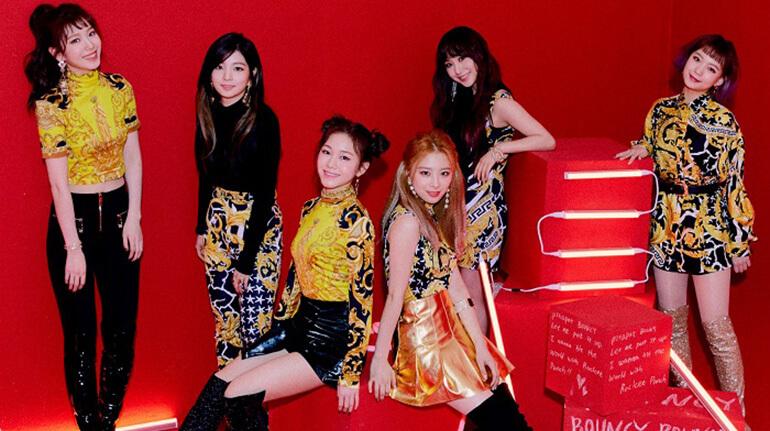 Rocket Punch- o Diamante da Woolim Entertainment Top Girl Groups Mais Reputados de Março 2020