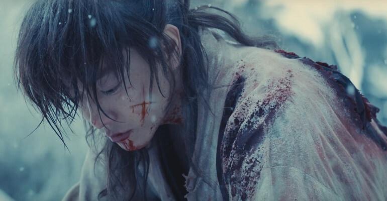 RUROUNI KENSHIN LIVE ACTION – FILMES DE 'CAPÍTULO FINAL' REVELAM OPENING POR ONE OK ROCK