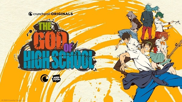 The God of High School - Anime recebe Novo Trailer