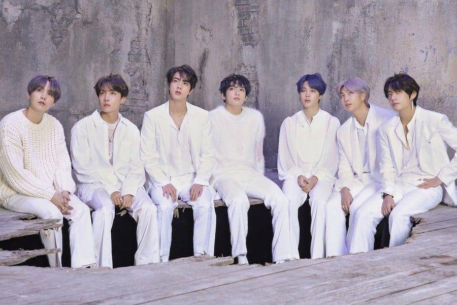 "BTS revelam Lista de Músicas para Álbum ""Map of the Soul: 7""BTS no Topo da Oricon com ""Map of the Soul: 7"""