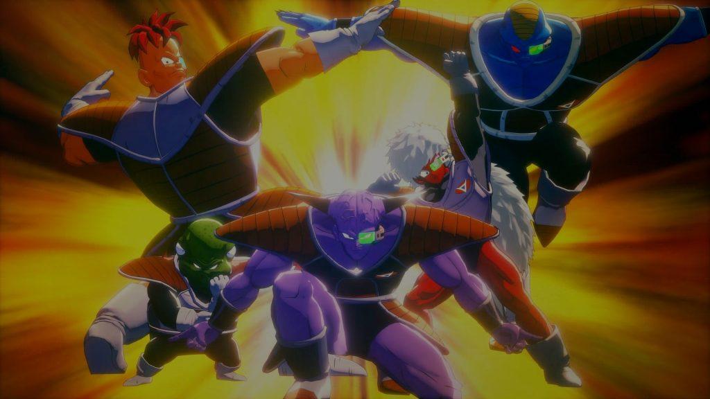 Dragon Ball Z: Kakarot - Análise nostalgia guerreiros do espaço