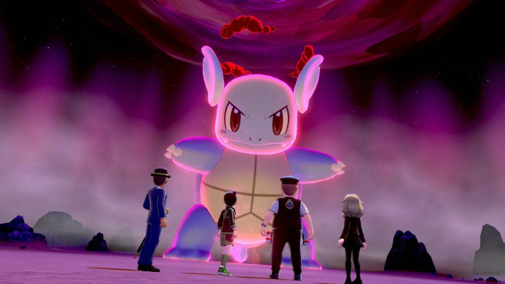 Mewtwo Chega em Forma de Raid ao Pokémon Sword e Shield