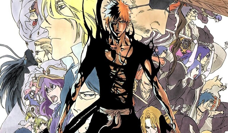 BLEACH - Regresso do anime CONFIRMADO