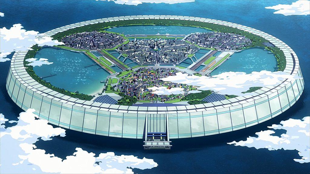 Boku no Hero Academia the Movie 1: Futari no Hero - I-Island