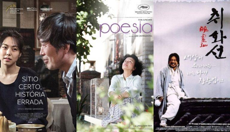 Cinema Coreano em Casa pela Medeia Filmes - Março 2020 destaque