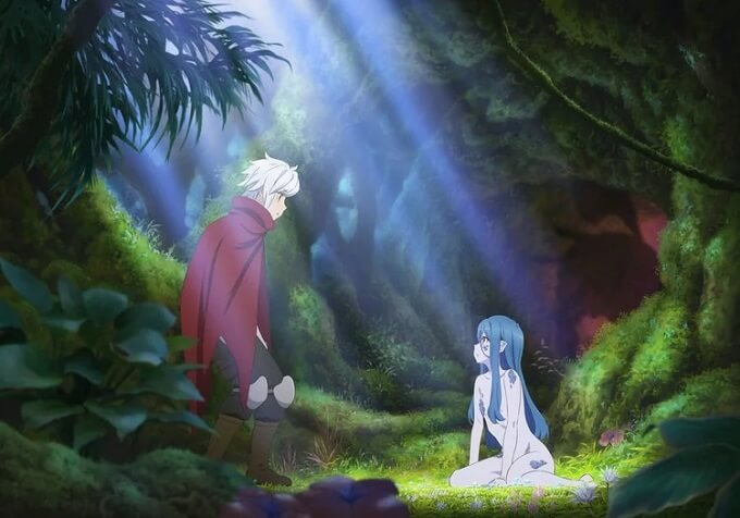 DanMachi III - Anime revela Vídeo Promo e Poster