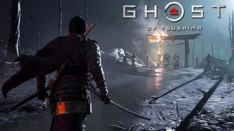 Ghost of Tsushima - Data de lançamento e Edições Especiais anunciadas