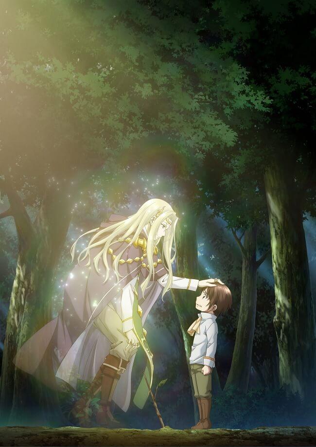 Hachinantte Sore wa Nai Deshou - Anime revela Estreia