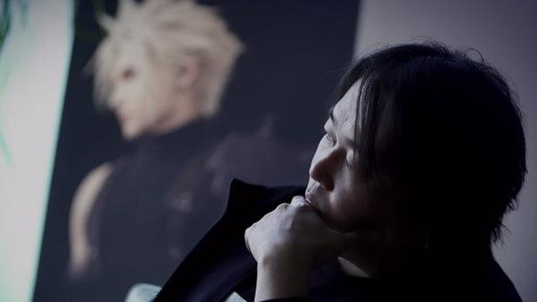 Final Fantasy VII Inside Documentário Nomura Tetsuya