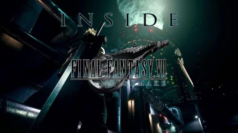 Inside Final Fantasy VII Documentário Episódio 1