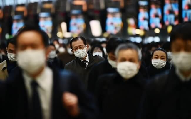 Japão - Máscaras imagem v1 coronavirus