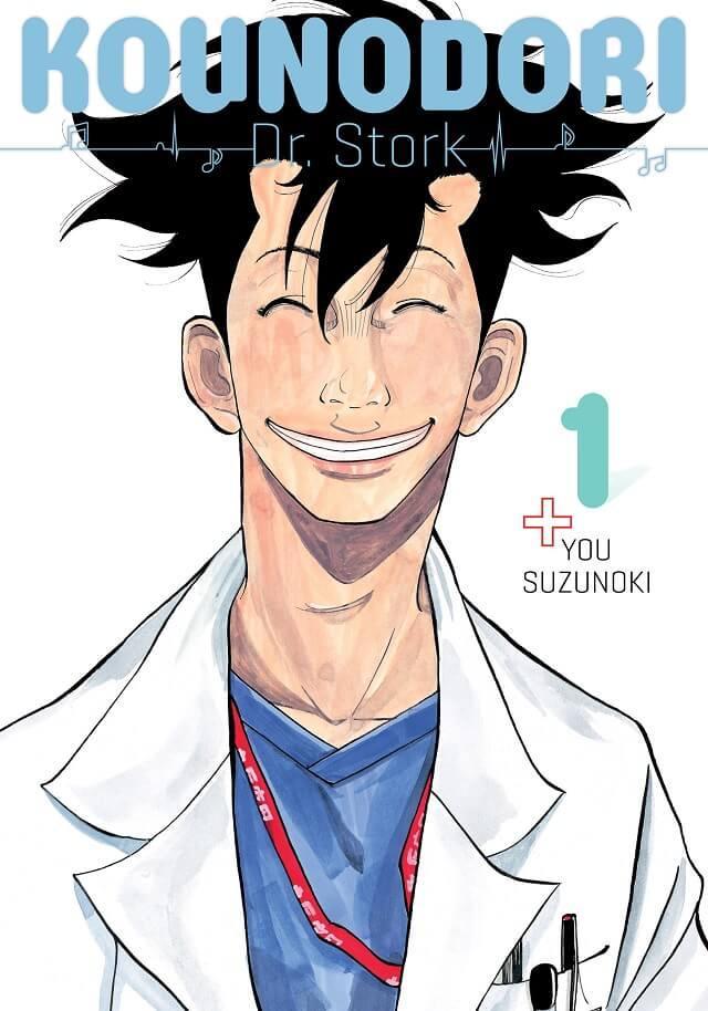 Kounodori - Manga entra no seu Arc Final