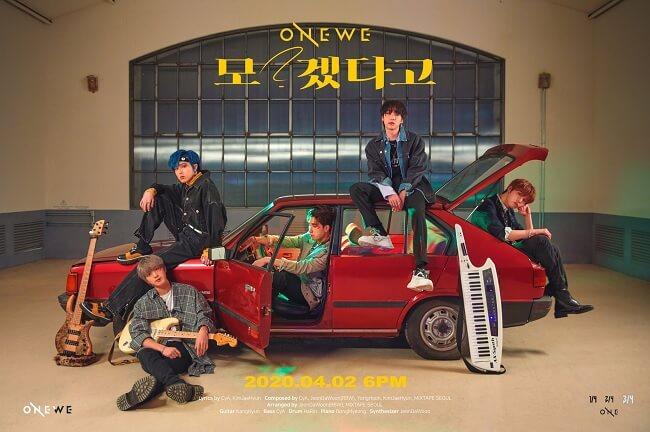 ONEWE anunciam Comeback na Primavera 2020