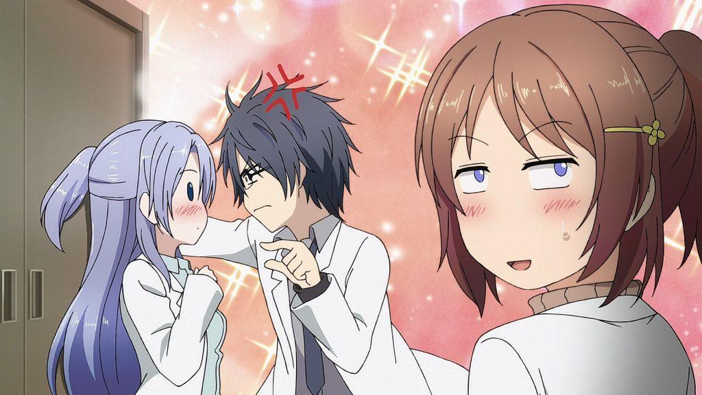RikeKoi - Manga vs Anime