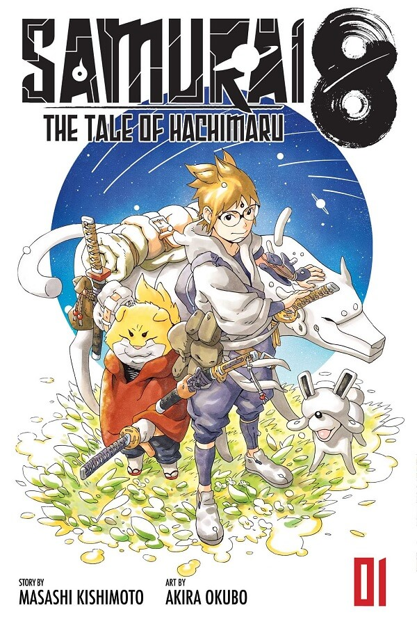 Samurai 8 chega ao FIM - Manga de Masashi Kishimoto