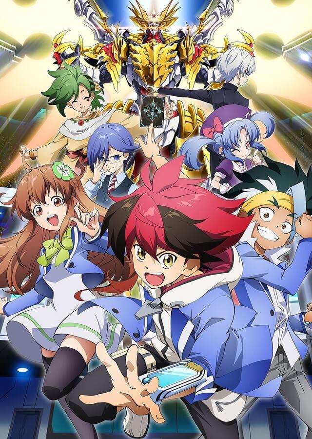 Shadowverse – Anime revela Estreia em Novo Vídeo Promo