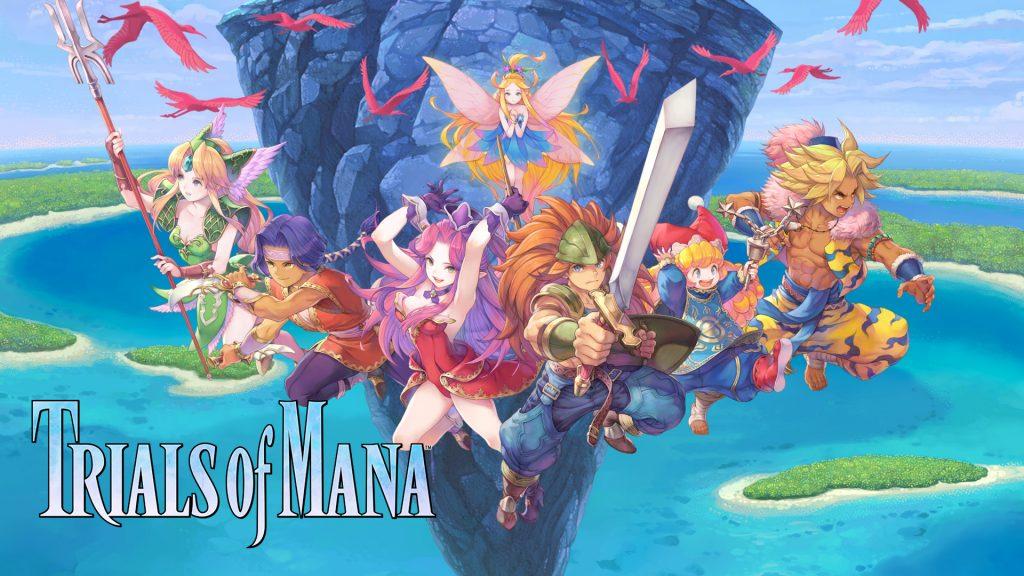 Trials of Mana - Jogo Recebe Novo Trailer