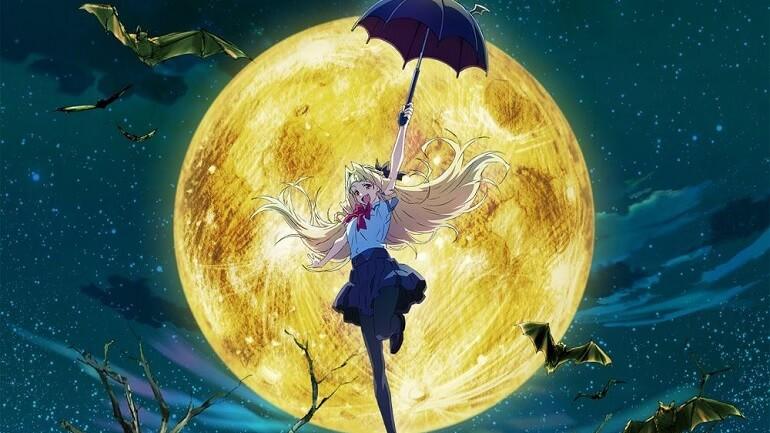 Vlad Love - Anime de Mamoru Oshii revela Visuais