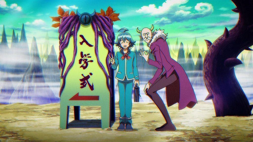 Welcome to the Demon School! Iruma-Kun - Iruma e o Avô