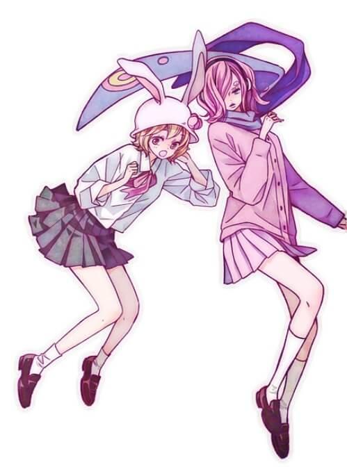 Yoko Maki one piece Carrot e Vinsmoke Reiju manga shoujo imagem artwork