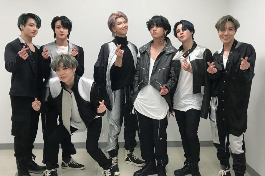 """BTS - """"Map of the Soul: 7"""" atinge Platina no Japão Big Hit lança Declaração sobre Futuro da Tour """"Map of the Soul"""" dos BTS"""
