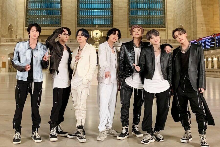 BTS conseguem 7º Lugar na lista da IFPI Álbum dos BTS torna-se 1º a atingir Ouro no Reino Unido