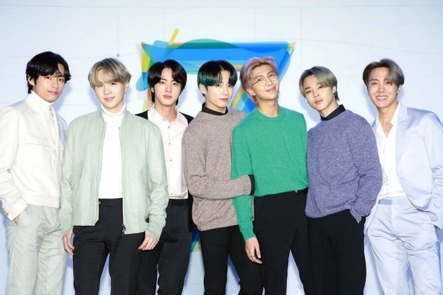 Big Hit lança Declaração sobre Futuro da Tour Top Boy Groups Mais Reputados de Abril 2020