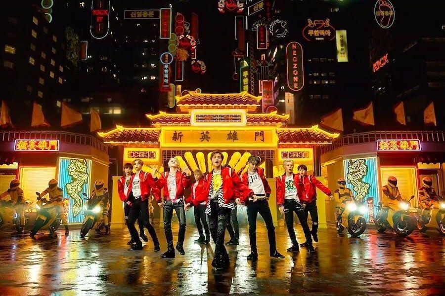 """NCT 127 são Mestres de Artes Marciais no MV para """"Kick It"""" NCT 127 batem Recorde Pessoal de Vendas em Pré-Reservas"""